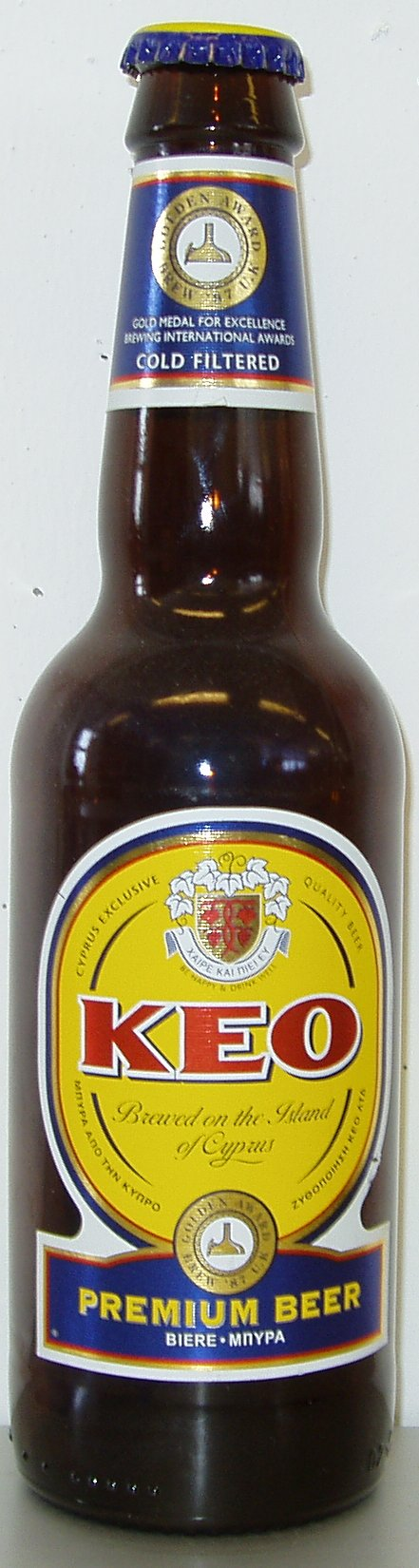 Beer Labels: Cyprus