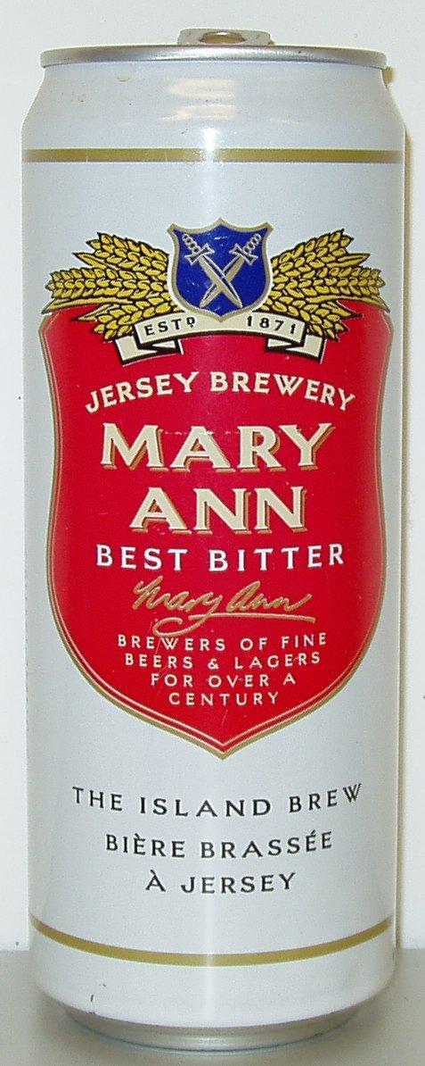 Beer Labels: Jersey